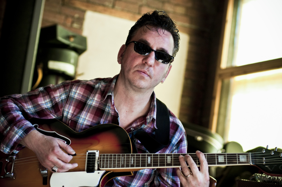 Richard Hawley – GUITARIST