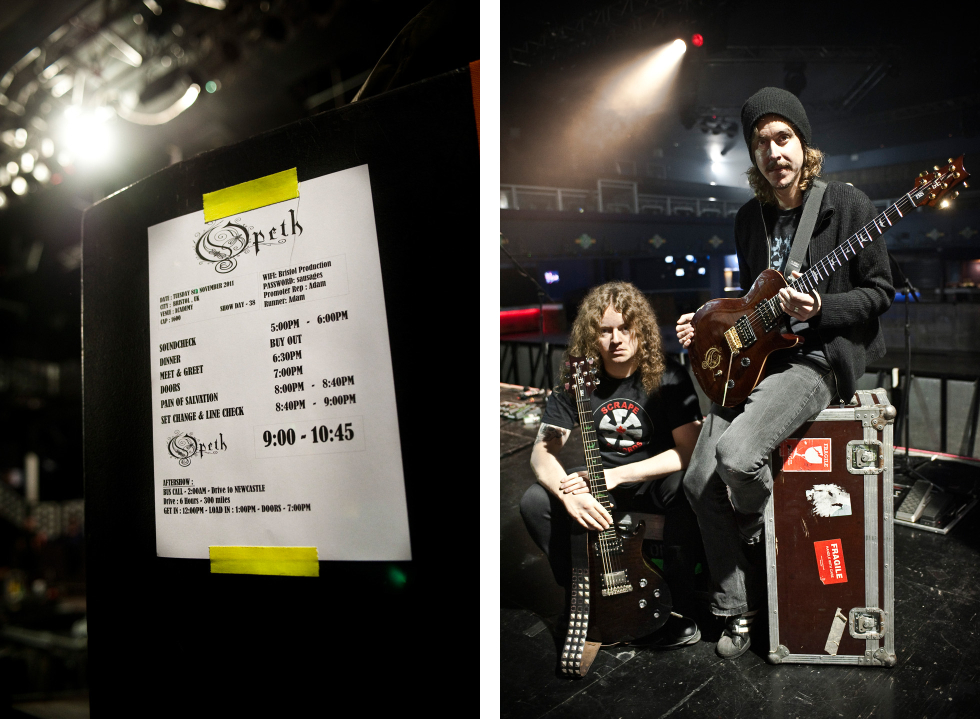 Opeth UK tour duo 3