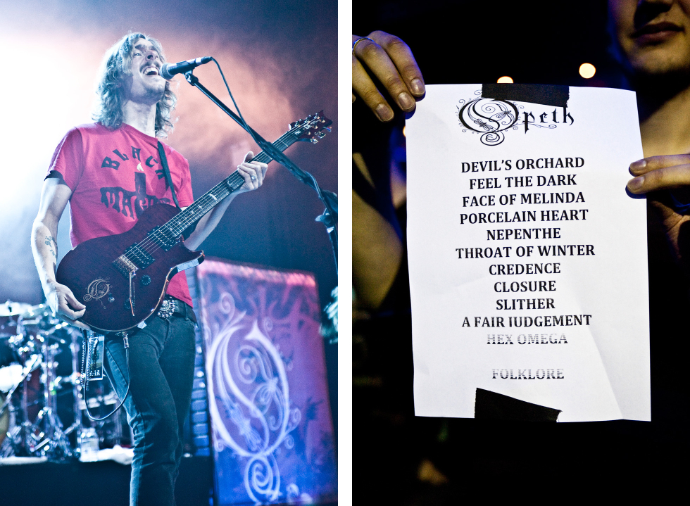 Opeth UK tour duo 4