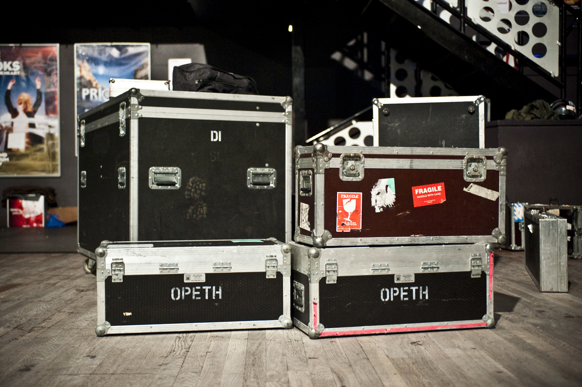 Opeth UK tour – GUITAR WORLD