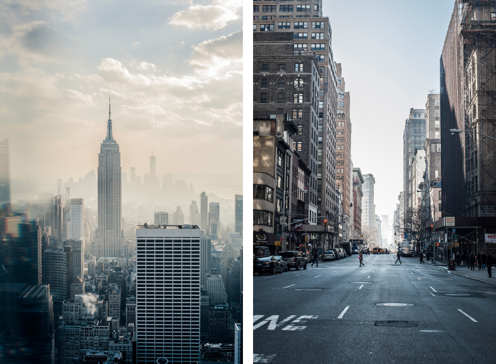 New York City duo 1