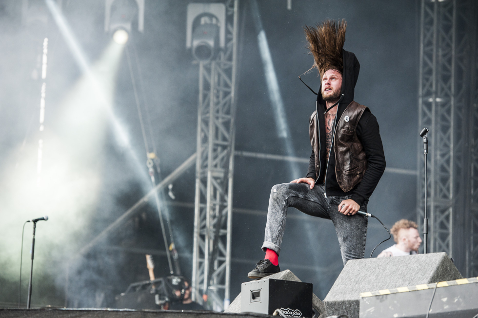 Download Festival 2014 Day Two-11