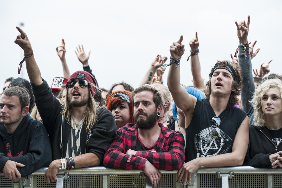 Download Festival 2014 Day Two-2
