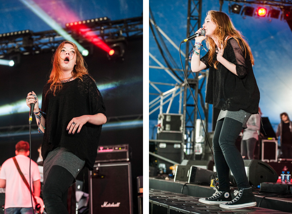Download Festival Day Two duo 1