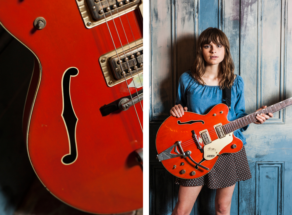 Gabrielle Aplin Wilton's Music Hall duo 2