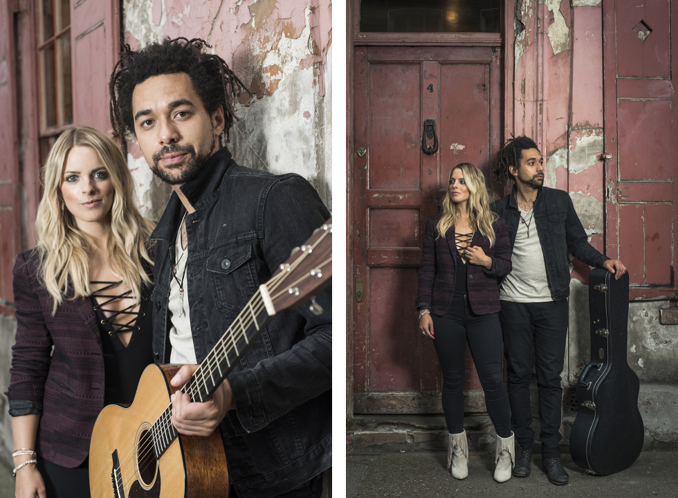 The Shires - Eleanor Jane Photography - Country Music magazine duo 1