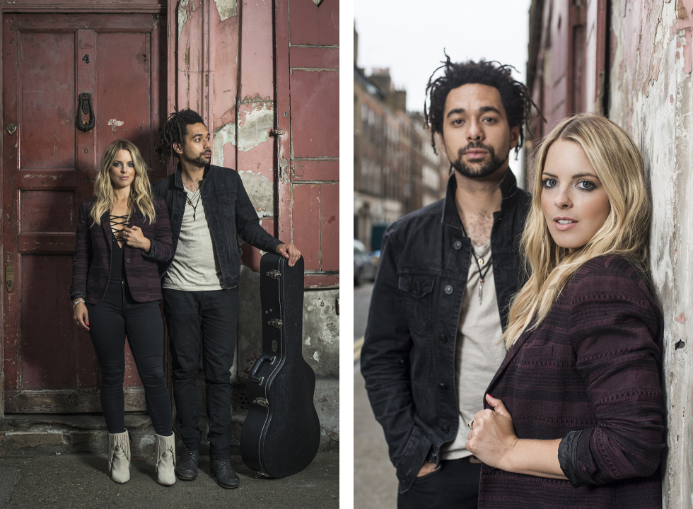 The Shires - Eleanor Jane Photography - Country Music magazine duo 2