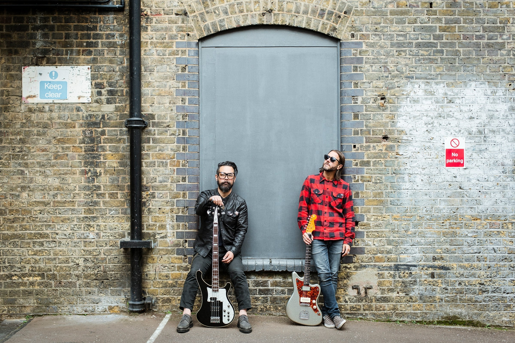 Feeder – Guitar magazine
